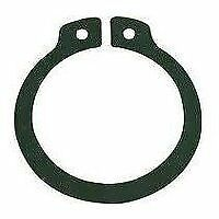 Thickness 1.75mm Pack of 2-1400-38 External Circlip 38mm ID 38mm