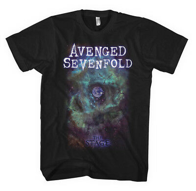 Avenged Sevenfold 'Space Face' T-Shirt - NEW & OFFICIAL