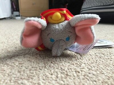 Disney Store Dumbo TsumTsum new with tags