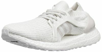 0222cfe1116 BB3433 ADIDAS WOMEN UltraBOOST X white crystal white grey one ...