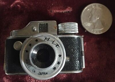 "Vintage Mini ""HIT"" Spy Camera"