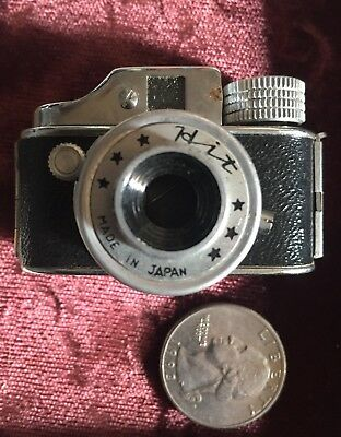 Vintage HIT Miniature Subminiature Mini Spy Camera Made in Japan