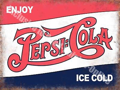 SALE Camelot Fabrics 100/% Cotton Patchwork Fabric Pepsi Cola Cans Classic Drink