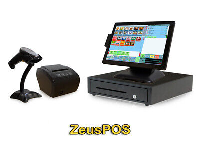 Worldpay Sponsored Retail Point Of Sale Solution That Includes Zeuspos Retail