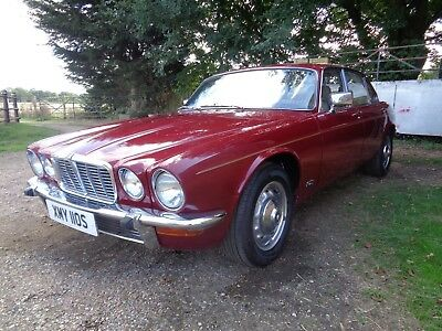 Jaguar Xj6 3.4 Auto - Series 2 - 40 Years Old And Lovely - New Mot No Advisories
