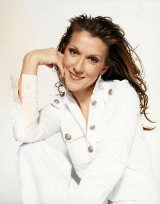 Celine Dion UNSIGNED photograph - Beautiful Canadian singer - M5938 - NEW IMAGE