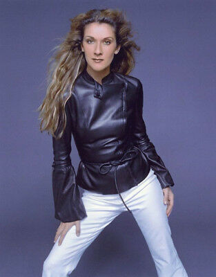 Celine Dion UNSIGNED photograph - Beautiful Canadian singer - M5942 - NEW IMAGE