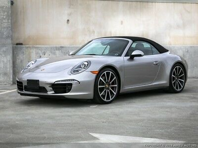 911 Carrera 4S Pristine Condition - Only 6,957 Miles - Non Smoker - Well-Optioned.