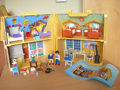playmobil mitnehmhaus puppenhaus eur 22 57 picclick de. Black Bedroom Furniture Sets. Home Design Ideas