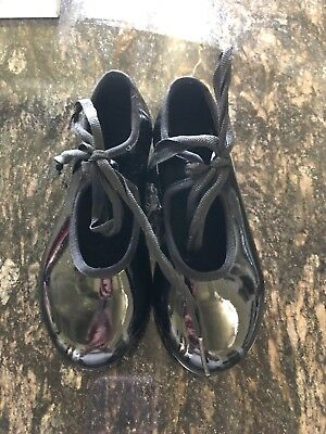 toddler tap shoes Size 9 1/2