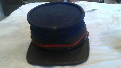 Civil War era original artillery Kepi in very nice condition