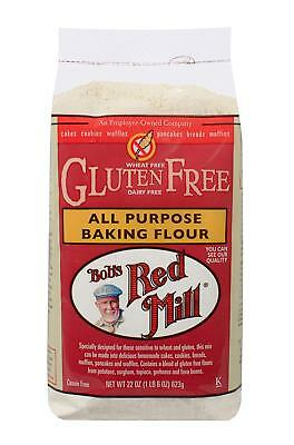Bob's Red Mill Gluten Free All Purpose Baking Flour, 22-ounce