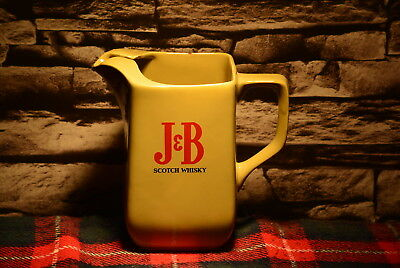 J&b Scotch Whisky Water Jug Wasser Krug #c0140