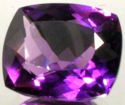 Gorgeous Antique 19thC 31ct Purple Amethyst Scotland Gemstone Celtic Warriors