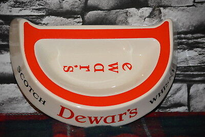Dewar`s Scotch Whisky Ashtray Aschenbecher Keramik #c0479
