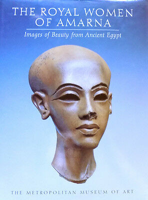Ancient Egypt Amarna Royal Women Akhenaten Nefertiti Daughter Jewelry Monotheism