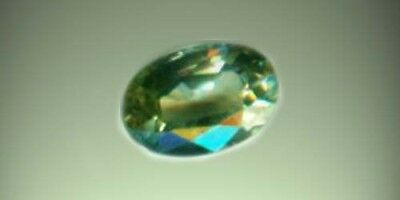 19thC Antique 2/3ct Sapphire Medieval Gem Saturn Agriculture Justice Strength