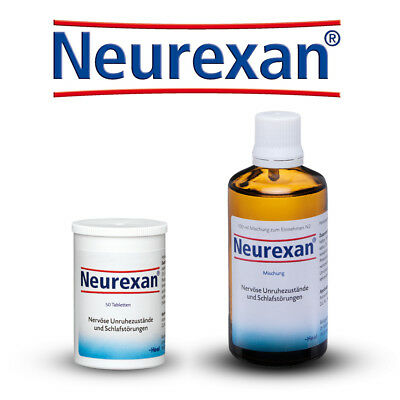 HEEL Neuraxan Tablets Drops Liquid Homeopathic Remedies