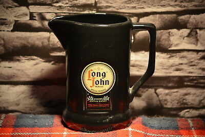 LONG JOHN McDONALD SPECIAL RESERVE SCOTCH WHISKY WATER JUG WASSER KRUG #C0150