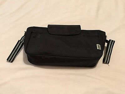 Pola Gear Baby Buggy Bag Black with Velcro Straps