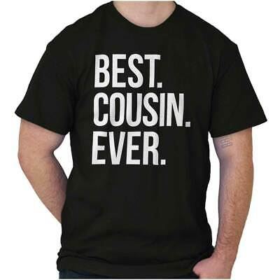 Best Cousin Ever Modern Style Cousin Love Family Reunion Gift T Shirt Tee