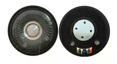 50mm 5cm Headphone Replacement Speaker Driver 6.5mm Thick Universal 32Ohm 0.5-1W