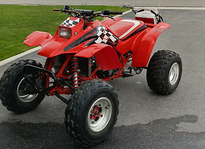 1988 Honda TRX 250R Fourtrax