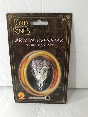 Lord Of The Rings Cosplay Jewelry Arwen Evenstar Necklace Lotr!!! Free Shipping!