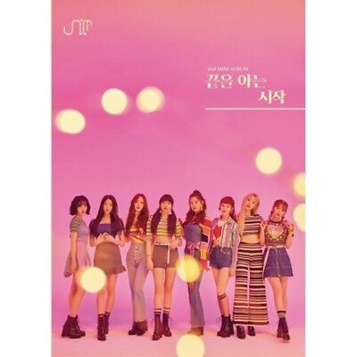 Uni.T-[Begin With The End]2nd Mini Album CD+Booklet+PhotoCard KPOP Sealed Reboot