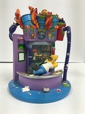 The Simpsons Just Another Day in Springfield Collection Meltdown LIMITED Edition