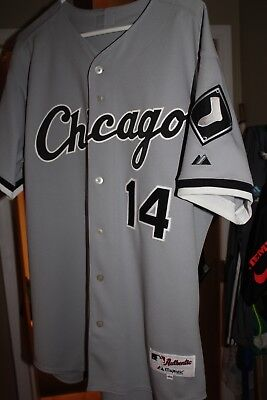 ... discount chicago white sox paul konerko away mens majestic jersey 14  1274f 569d7 02ab488b4