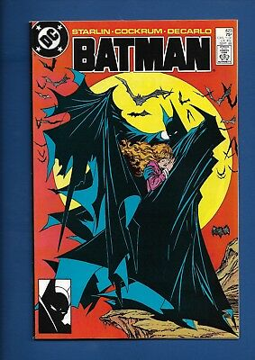 Batman #423 Jim Starlin 1st Print Todd McFarlane Cover 1988 VF+ Joker DC Comics