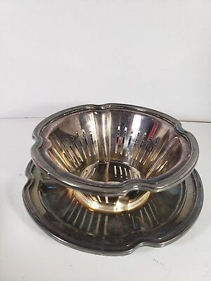 Reed & Barton Silver Soldered bowl