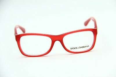 885bc1e4bd NEW Dolce Gabbana DG 3231 2876 RED EYEGLASSES AUTHENTIC FRAME DG3231 48-15