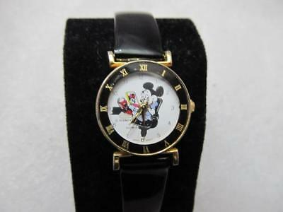 Womens Vintage Disney Mickey Mouse Watch Lot(Executive Mickey Mouse)Minnie