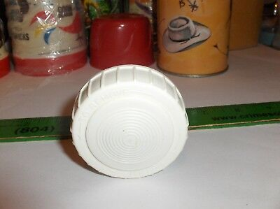 White Plastic Thermos Stopper-Fits Thermos Brand Thermos That Use Stopper#-722