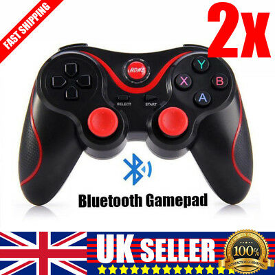 2x Bluetooth Wireless Smart Phone Joystick Gamepad For Android iphone Controller