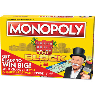 Monopoly The Block Special Edition