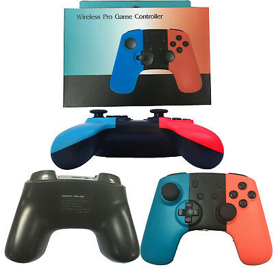 Wireless USB Pro Vibration Game Controller Gamepad for Nintendo Switch Console G