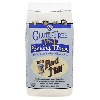 Bob's Red Mill 1 to 1 Baking Flour 623g