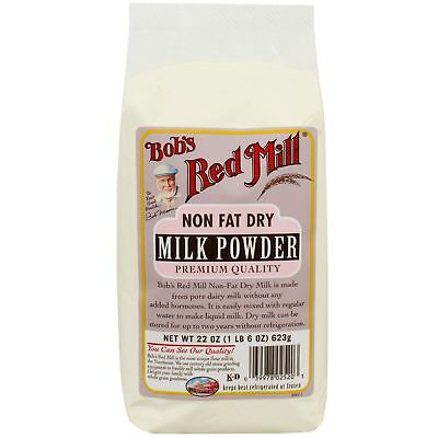 Bob's Red Mill Milk Powder Non Fat Dry 623g