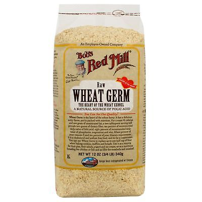 Bob's Red Mill Natural Raw Wheat Germ 340g