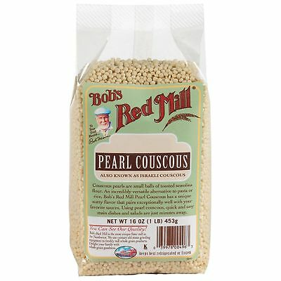 Bob's Red Mill Natural Pearl Couscous 453g