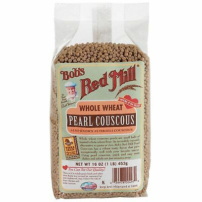 Bob's Red Mill Pearl Couscous Whole Wheat 453g