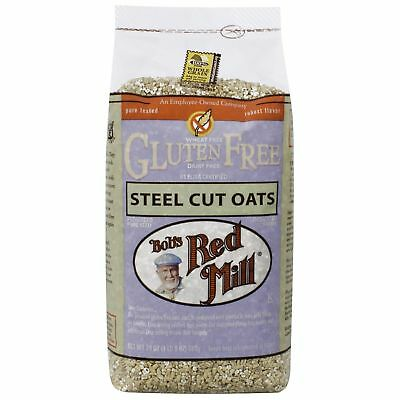 Bob's Red Mill Gluten Free Steel Cut Oats 680g