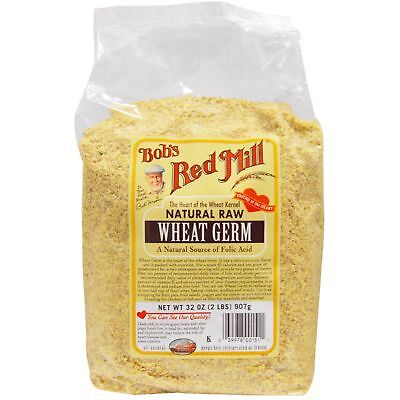 Bob's Red Mill Natural Raw Wheat Germ 907g
