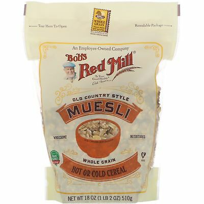 Bob's Red Mill Old Country Style Muesli 510g