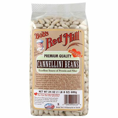 Bob's Red Mill Cannellini Beans 680g