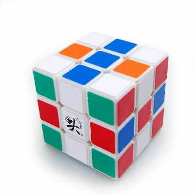DaYan GuHong 3x3x3 Speed White Magic Cube Puzzle
