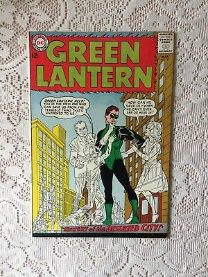 DC Comics Green Lantern # 27 1964 (FN/VF)